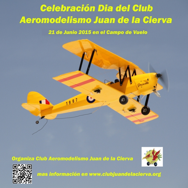 Cartel Dia del Club 2015